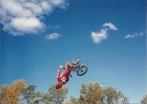 RAD - Jose catching air